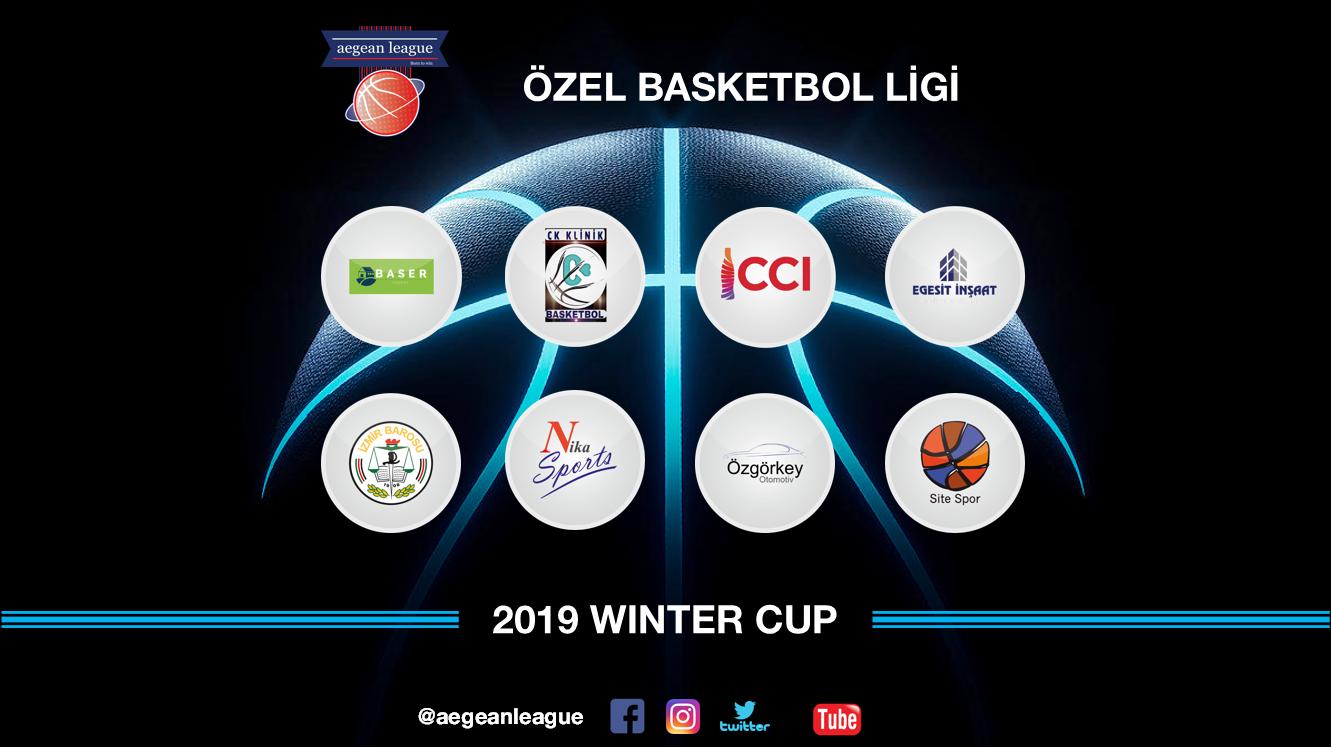 2019 WINTER CUP ŞİRKETLERİ / TAKIMLARI...