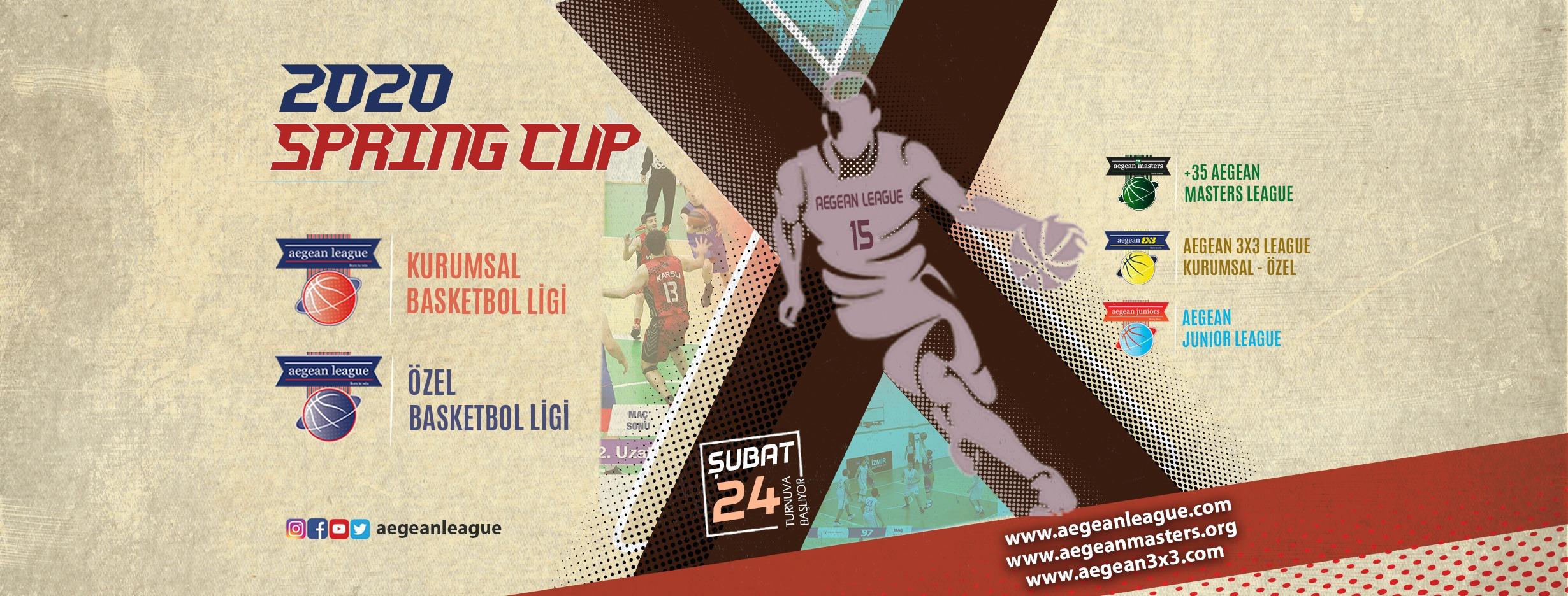 2020 SPRING CUP BAŞLADI...
