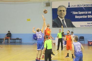 13-04-2017 İzmir Barosu A Takımı-Kafes Ballers