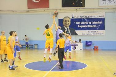 27-04-2017 Migros-İzmir Barosu A Takımı