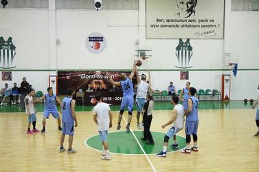 27-03-2019 Başer İnşaat-Nika Sports