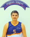 Aegean League Haftanın Oyuncusu | YASİN GEBOLOĞLU