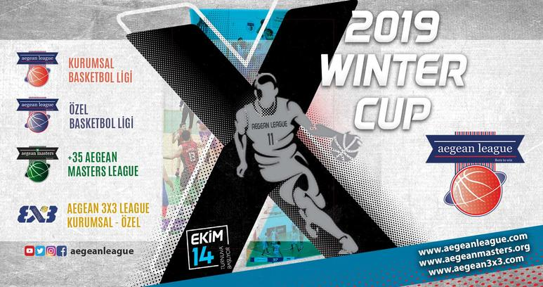 2019 WINTER CUP BAŞLADI...