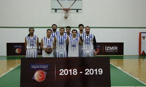 Aegean League Haftanın Takımı | BMC