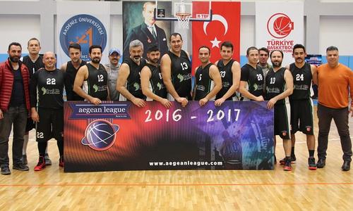 Aegean League Haftanın Takımı | EMT LED